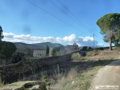 Ruta del Boquerón-Caminar rápido [RETO,Power Walking]actividades san sebastian sierra de la cabrer